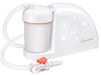 シースターの電動鼻吸引器メルシーポット