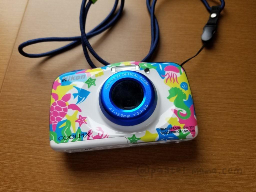 子供向けカメラNikon-Coolpix W100