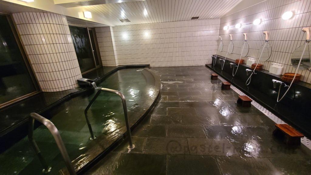 シェラトン・グランデ・トーキョーベイ・ホテルのジャパニーズスイートルームの貸切風呂