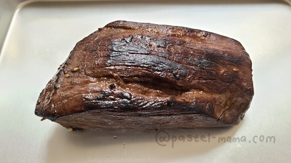ホットクックで作ったローストビーフ